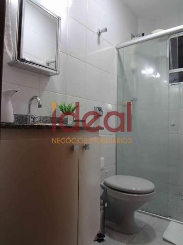 Apartamento à venda, 2 quartos, 1 vaga, Clélia Bernardes - Viçosa/MG - Foto 17