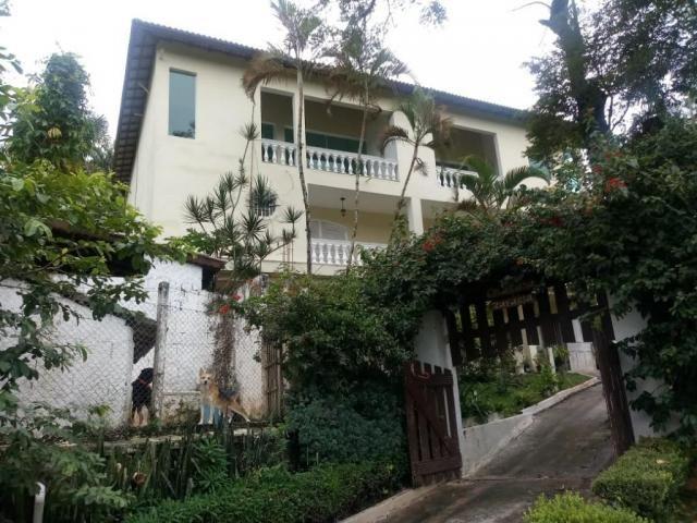 Chácara para aluguel, 6 quartos, 3 suítes, Aralú - Santa Isabel/SP
