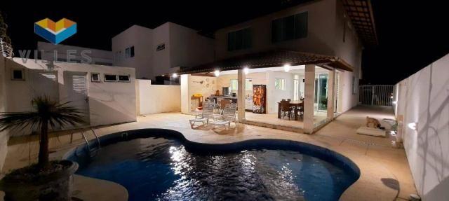 Casa com 5 dormitórios para alugar, 200 m² por R$ 1.500,00/dia - Barra Mar - Barra de São  - Foto 2