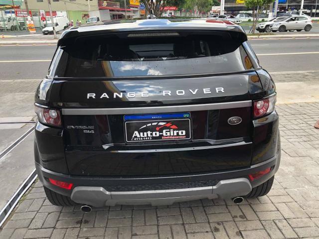 RANGE ROVER EVOQUE 2013/2014 2.0 PURE 4WD 16V GASOLINA 4P AUTOMÁTICO - Foto 4