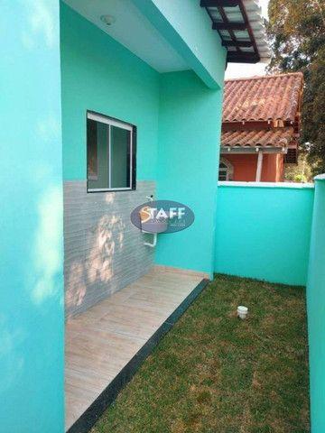 K- Casas lindas com 2 quartos, sendo 1 suíte, no Gravatá em Unamar - Foto 6
