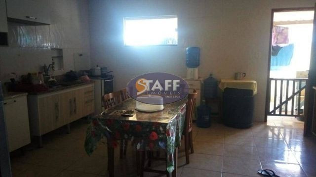 K- Casa com 3 quartos e 2 banheiros e ótimo quintal em Unamar - Cabo Frio - Foto 4