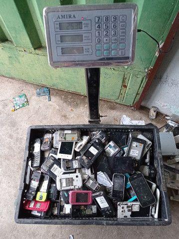 Sucatas de celular e placas de computador - Foto 6