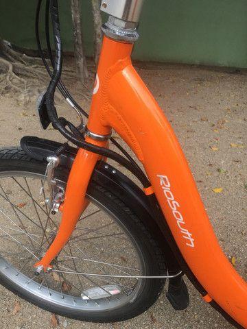 Bike elétrica Riu south novinha - Foto 2