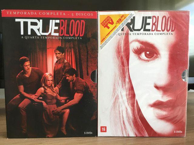 Coleção completa dvds True Blood - Foto 5