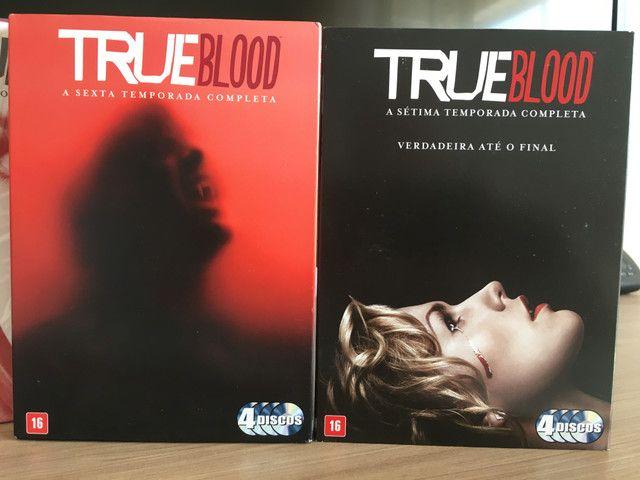 Coleção completa dvds True Blood - Foto 6