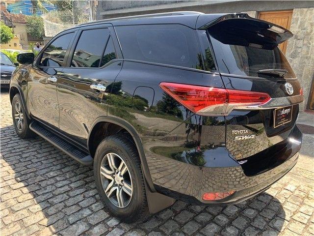 Toyota Hilux sw4 2020 2.7 srv 7 lugares 4x2 16v flex 4p automático - Foto 6
