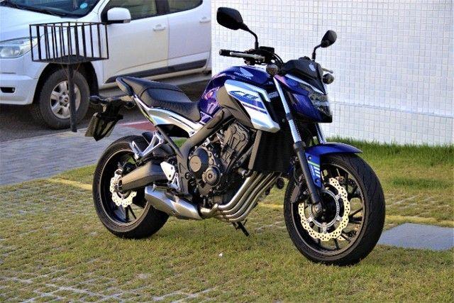 Honda CB 650F 2018 (KM 5568)