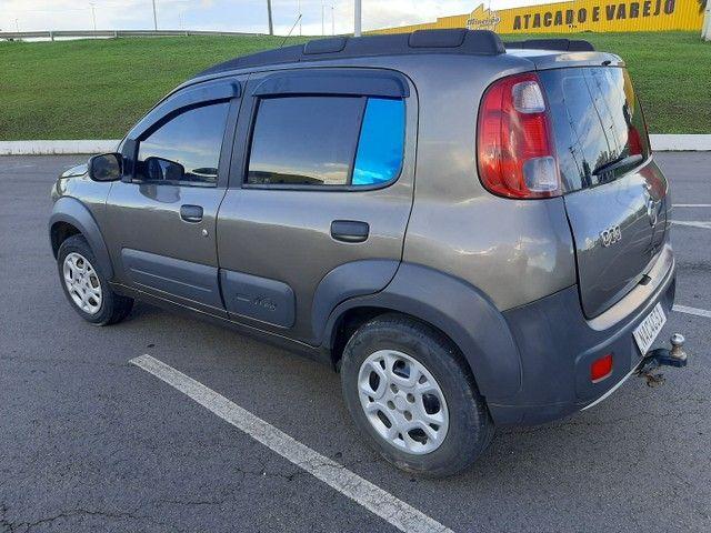 Fiat uno way conpleto, 2011 2012,  - Foto 9