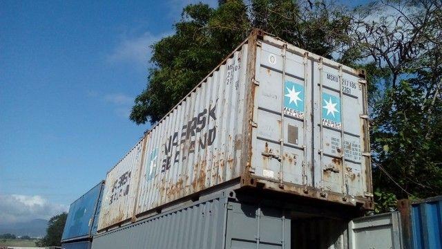 Container Dry 20 Pés (6mts) - Foto 5
