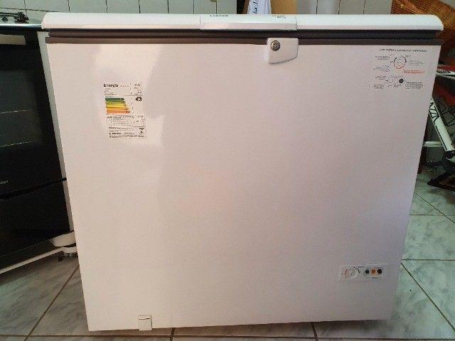Freezer Horizontal Consul 305 Litros com 1 Porta CHA31C - Foto 3