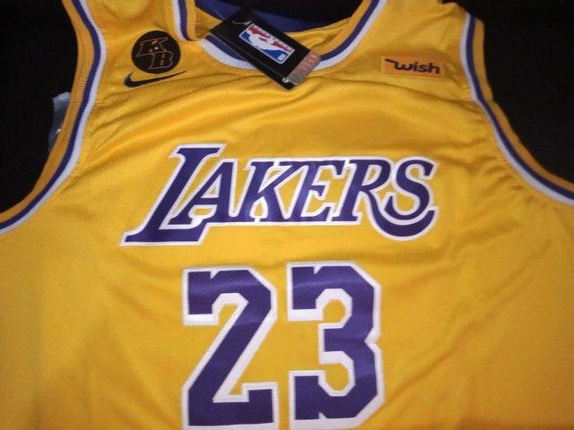 Camisa Lakers - Foto 2
