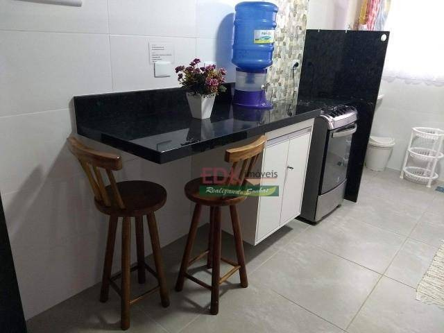 Apartamento com 2 dormitórios à venda, 68 m² por R$ 499.000 - Praia Grande - Ubatuba/SP - Foto 9