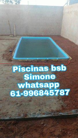 piscina de fibra 5m rt - Foto 2