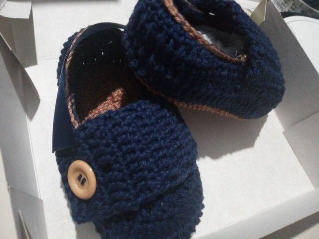 Sapatinhos para bebê - Foto 2