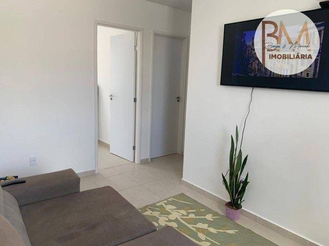 Casa com 2 dormitórios para alugar, 42 m² por R$ 1.000,00/mês - Sim - Feira de Santana/BA - Foto 2