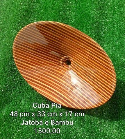 Cuba Pia em Madeira - Foto 3