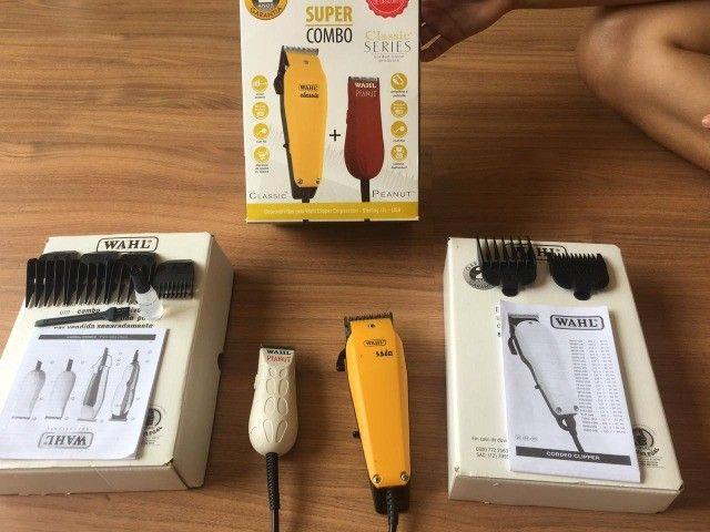 Máquinas de cabelo wahl  - Foto 2
