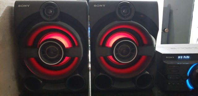 Mini System Sony MHC M60D  - Foto 3