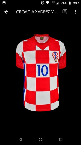Camisa Time Europeu Internacional Camisas Clubes  - Foto 6