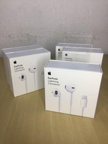 Acessórios para iPhone - Cabos, Fonte 18w, Fones Lightning - Originais com NF e Garantia - Foto 3