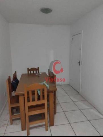 Apartamento com 3 dormitórios à venda, 68 m² por R$ 155.000,00 - São Marcos - Macaé/RJ - Foto 13