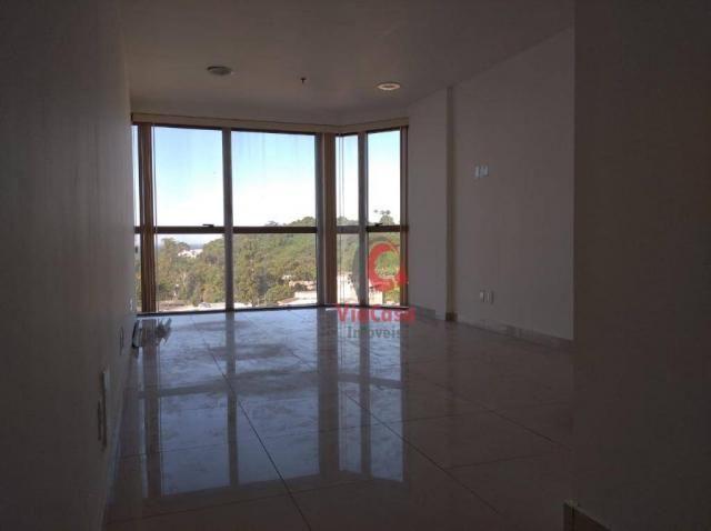 Sala para alugar, 35 m² por R$ 2.500,00/mês - Centro - Macaé/RJ - Foto 3