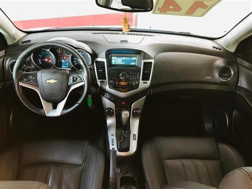Chevrolet Cruze Sedan CRUZE LT 1.8 16V FLEXPOWER 4P AUT. FL - Foto 5