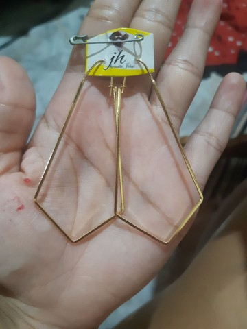 Vendo joias floreado a ouro  - Foto 3