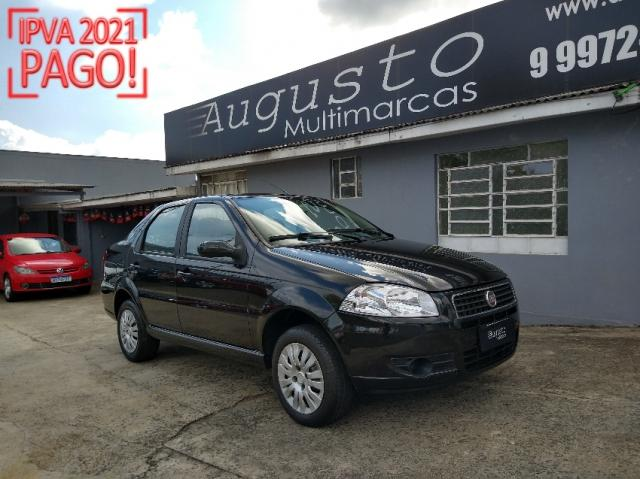 Fiat Siena 1.0 EL FLEX MANUAL 4P