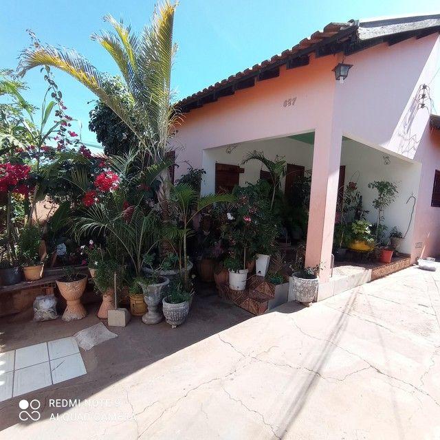 Casa à venda, 3 quartos, 1 suíte, 3 vagas, Vila Piratininga - Campo Grande/MS