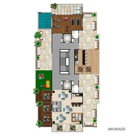 Apartamento 1 e 2 dorms no Aquarius - Foto 6