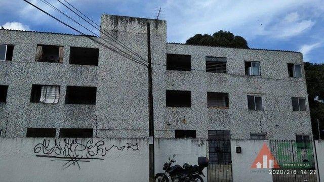 Apartamento com 1 dormitório para alugar, 70 m² por R$ 830,00/mês - Cordeiro - Recife/PE - Foto 3