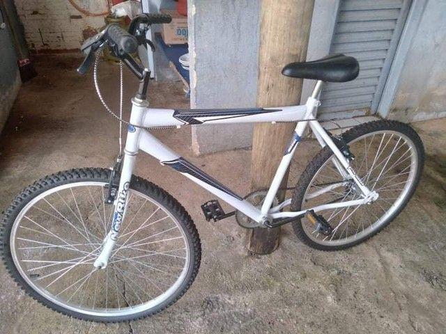 Bicicleta Zerada sem marchas