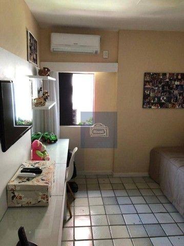 Apartamento com 2 dormitórios para alugar, 152 m² por R$ 660.000,00/mês - Boa Viagem - Rec - Foto 13