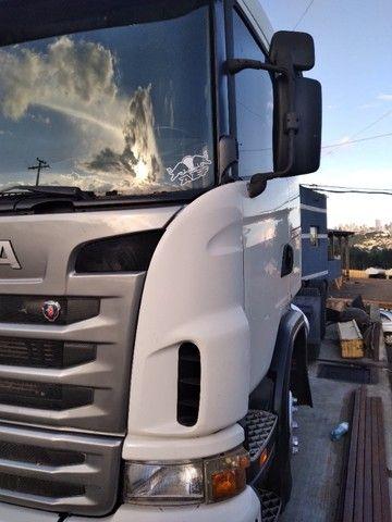 Scania 124 g420 6x4