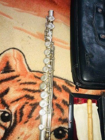 Flauta transversal Pearl - Foto 3