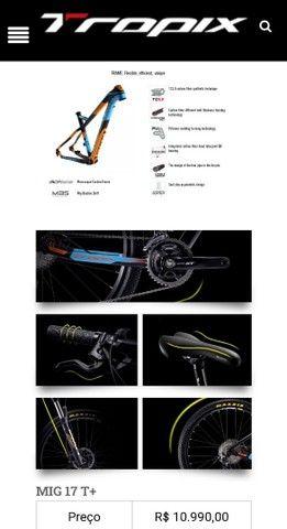 Specialized,  cannondale,  Trek ,  Tropix Mig 17 carbono,  XT 11v - Foto 6