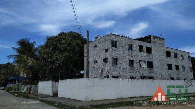 Apartamento com 1 dormitório para alugar, 70 m² por R$ 830,00/mês - Cordeiro - Recife/PE - Foto 2