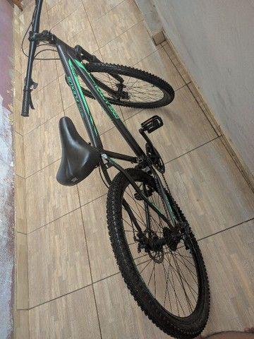 FREE ACTION , Bicicleta com 2 meses de uso. - Foto 2