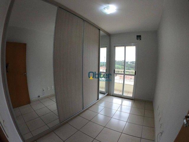Apartamento com 3 dormitórios para alugar, 81 m² por R$ 1.550/mês - Chácaras Alto da Glóri - Foto 7
