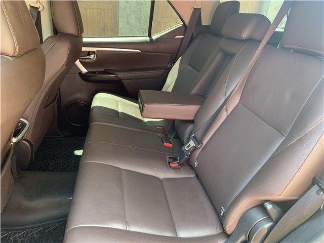 Toyota Hilux sw4 2020 2.7 srv 7 lugares 4x2 16v flex 4p automático - Foto 15
