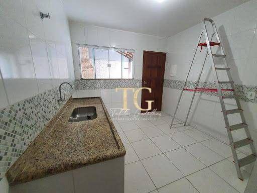 Ótima casa 3 quartos com churrasqueira e quintal Prox ao Centro de Rio das Ostras - Foto 7
