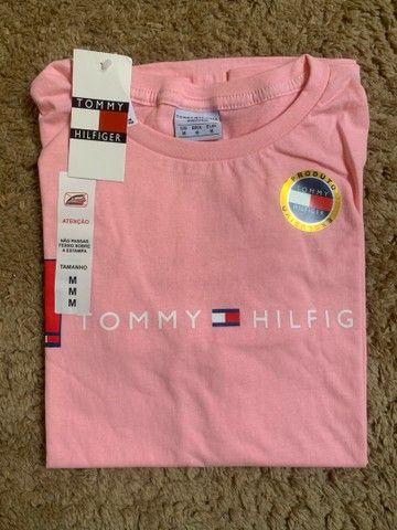 Camisetas 1 linha  - Foto 3