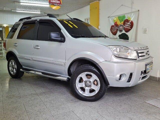 Ford Ecosport 1.6 XLT Completo GNV  - Foto 7