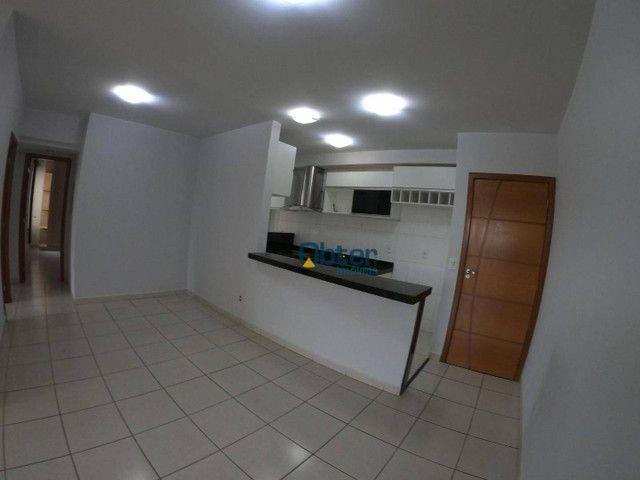 Apartamento com 3 dormitórios para alugar, 81 m² por R$ 1.550/mês - Chácaras Alto da Glóri - Foto 6