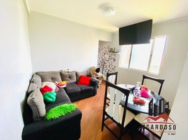(Samambaia Sul) Apartamento com 3 quartos - Foto 3