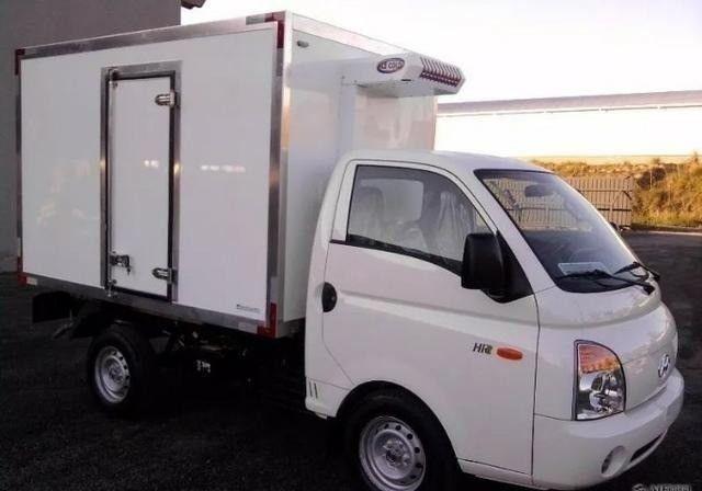 adquira seu novo caminhão hr baú frio  2012 sem consultar score - Foto 4
