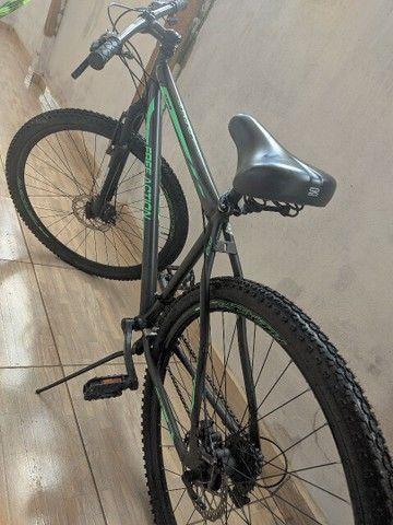 FREE ACTION , Bicicleta com 2 meses de uso. - Foto 5