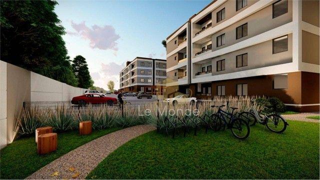 Apartamento com 2 dormitórios à venda, 46 m² por R$ 217.000,00 - Boqueirão - Curitiba/PR - Foto 6